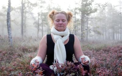 6 november- Meditationskurs
